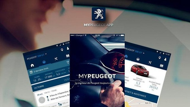 Peugeot 2008 SUV - Connect Pack - MyPeugeot App.
