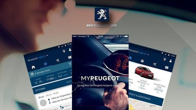 Peugeot 2008 SUV - Connect Pack - MyPeugeot App.