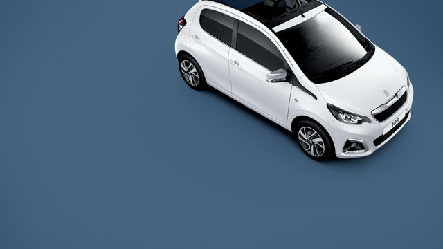 Peugeot 108 - 108 TOP! Electrisch bedienbaar open dak