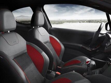 Peugeot 208 GTi - bekleding