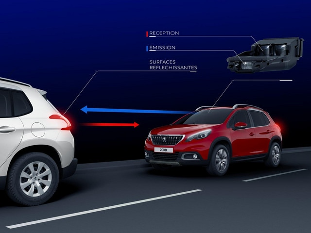 Peugeot 2008 SUV - Active City Brake