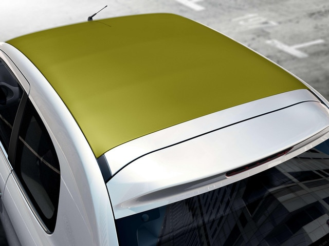 Peugeot 108 - 108 TOP! Vouwdak kleur Green Fizz