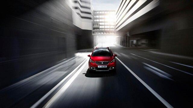 Peugeot 2008 SUV - elektronisch stabiliteitsprogramma