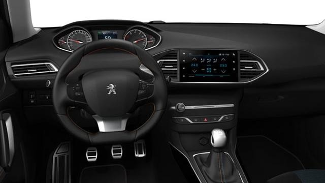 Peugeot 308 SW Tech Edition - interieur