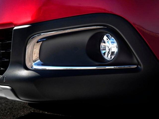 Peugeot 2008 SUV - mistlamp