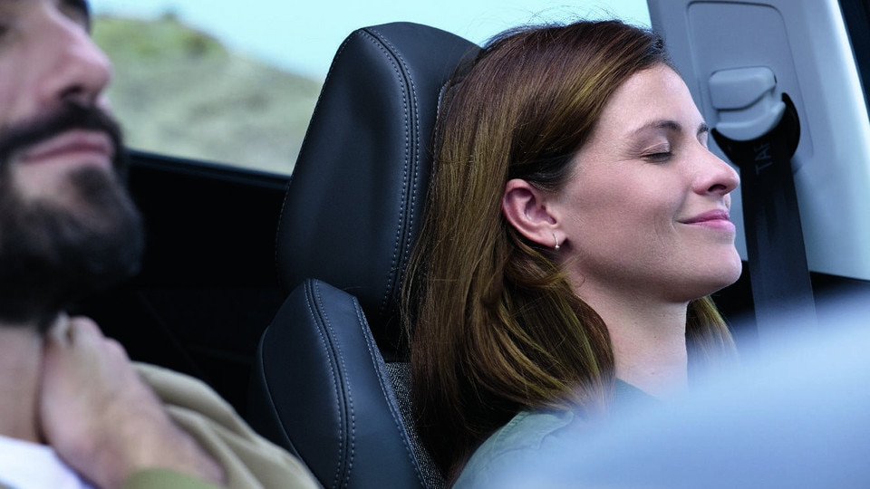 Nieuwe PEUGEOT 5008 SUV: 7 volwaardige zitplaatsen