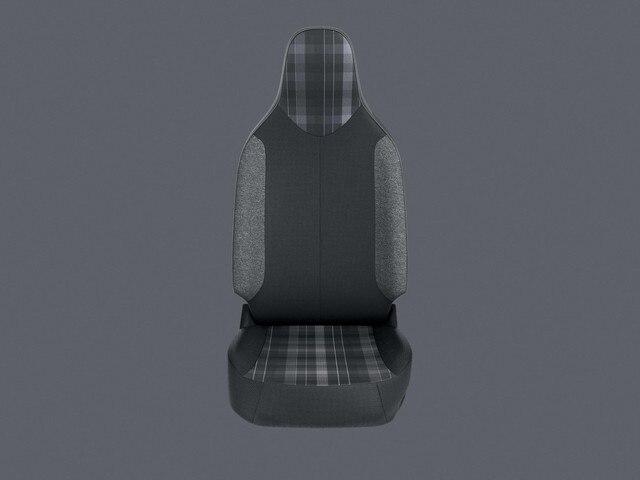 Peugeot 108 - Bekleding Square Jusa wit