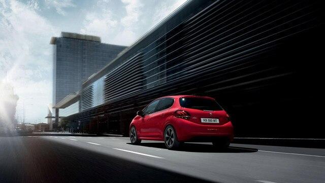 Peugeot 208 - 5 deurs - Achterzijde