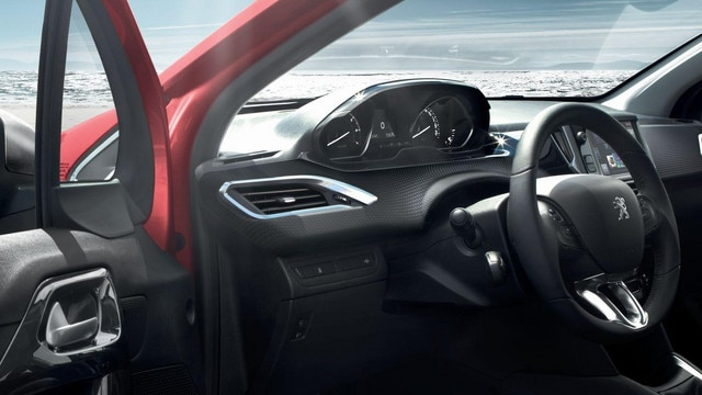 Peugeot 208 - 5 deurs - Interieur instrumentenpaneel