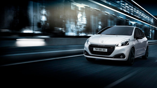 Peugeot 208 GT Line - Exclusieve Optie Black Pack