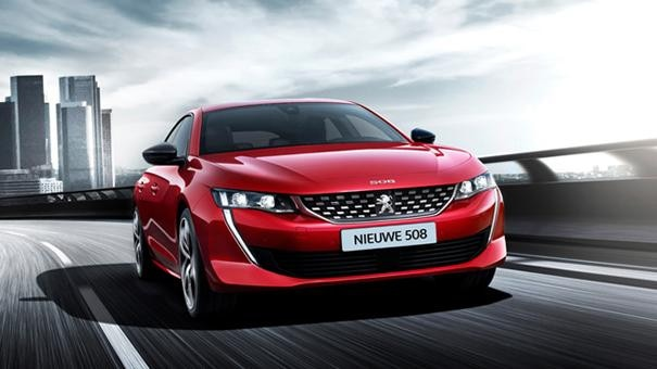 Peugeot 508 - Private Lease