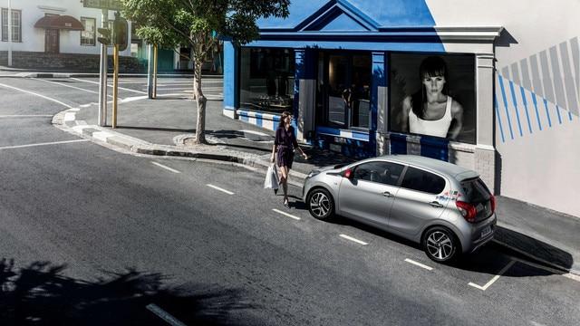 Peugeot 108 - Personalisatie thema 'Playlist'