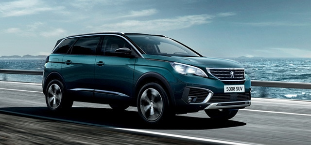 Peugeot 5008 SUV - 7-Persoons SUV