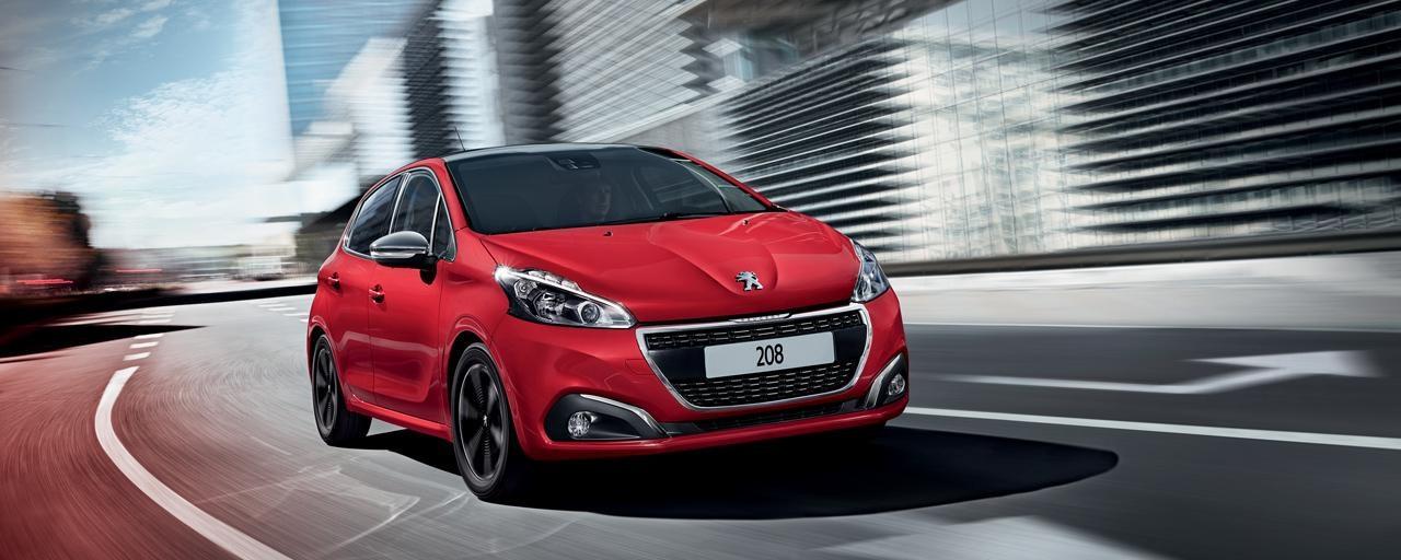 Peugeot 208 5 deurs - compacte auto