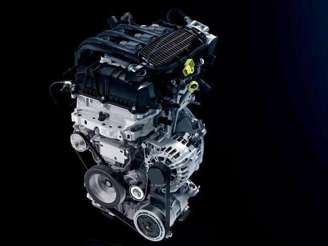 Peugeot 108 - Zuinige driecilindermotor