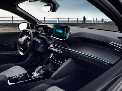 Nieuwe Peugeot 208 - nieuwe PEUGEOT i-Cockpit® 3D