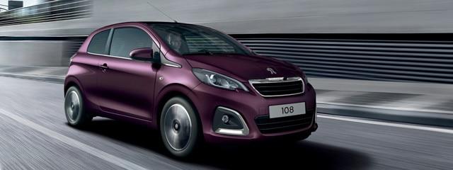 Peugeot 108 - Accessoires