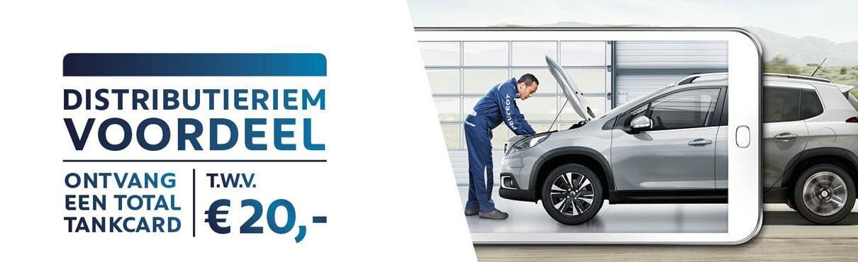 Onderhoud en Service - Peugeot Distributieriem