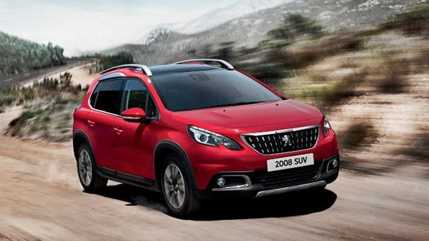 Peugeot 2008 SUV - Private Lease