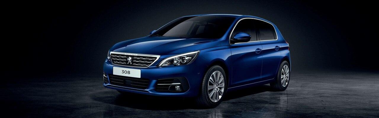 De nieuwe Peugeot 308 – Nieuwe krachtige voorzijde
