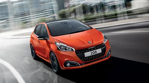 Peugeot 208 - Private Lease