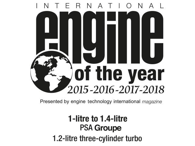 PSA International engine of the year