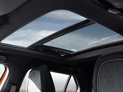 Nieuwe Peugeot 2008 SUV: spoilerdak