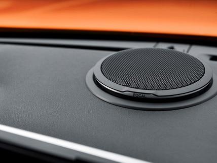 Nieuwe Peugeot 2008 SUV: hifisysteem van Focal®