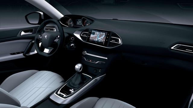 De nieuwe Peugeot 308 – Een ruim en ergonomisch interieur met de Peugeot i-Cockpit®