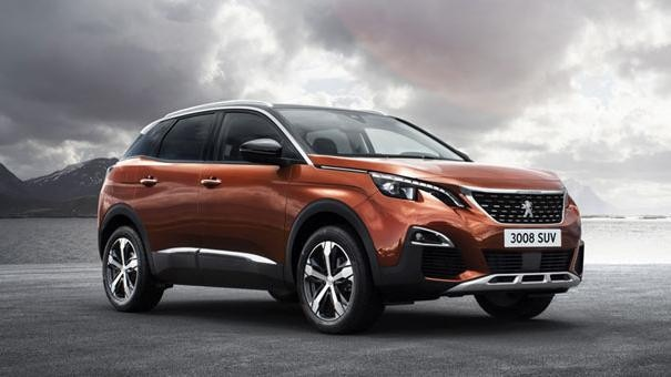 Peugeot 3008 SUV - Private Lease