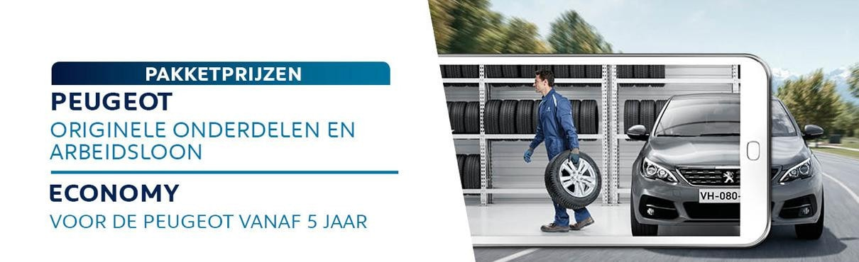 Onderhoud en Service - Peugeot Onderhoudsbeurt