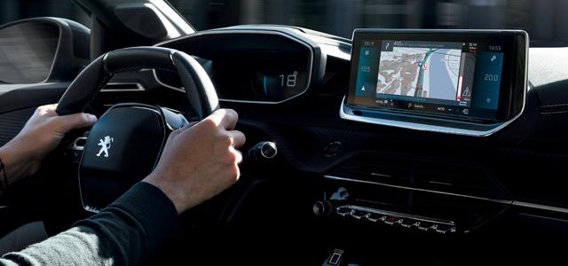 Navigatiekaart updates - Peugeot