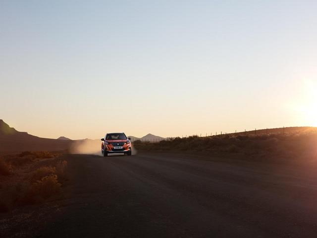Nieuwe Peugeot 2008 SUV: Advanced Grip Control, een technologie die onder alle omstandigheden zorgt voor een optimale tractie.