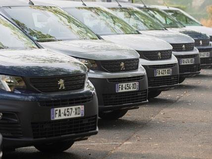 Peugeot Bedrijfsauto's - Introductie twee standaarduitvoeringen