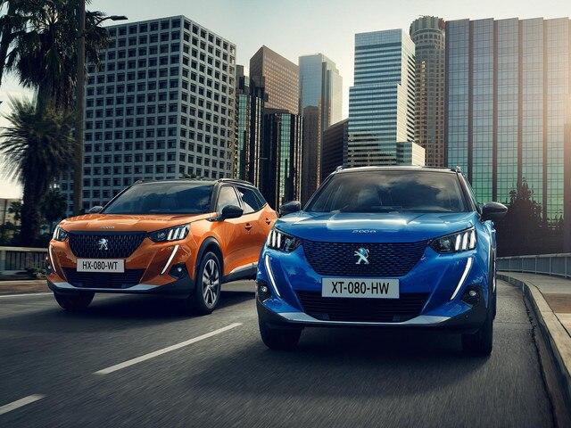 Nieuwe Peugeot 2008 SUV: PEUGEOT Drive Assist, een technologie die semi-autonoom autorijden mogelijk maakt.