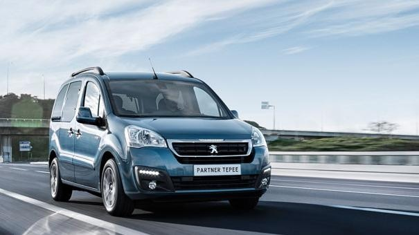 Peugeot Partner Tepee Electric - Private Lease