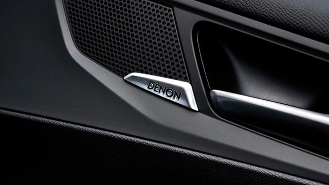 De nieuwe Peugeot 308 GT – Denon-hifisysteem – Luidspreker