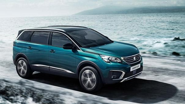 Peugeot 5008 SUV - Private Lease