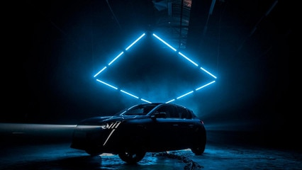 Making off Ultimate driving track -  'Unboring The Future' - Peugeot 208