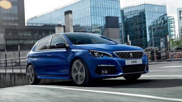 Peugeot 308 - Private Lease