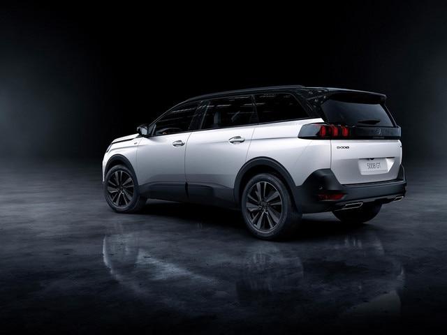 Nieuwe Peugeot 5008 SUV - Optie Black Pack