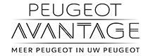 Peugeot Avantage - Meer Peugeot in uw Peugeot