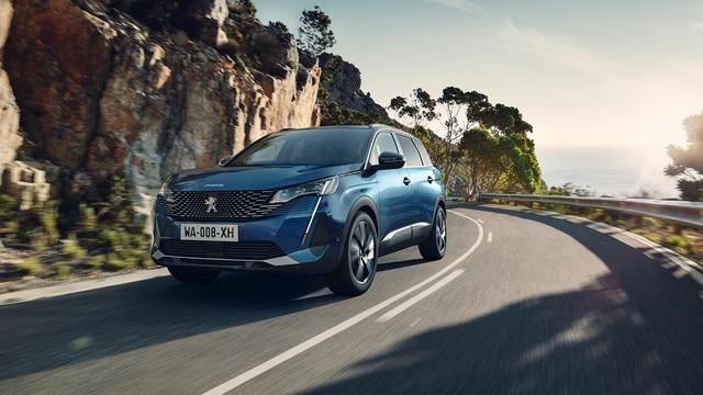 Nieuwe Peugeot 5008 SUV - motorisaties