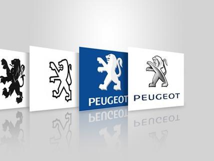 De leeuw van Peugeot