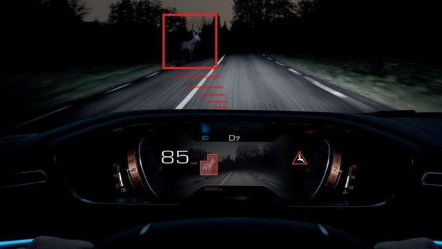 Nieuwe Peugeot 508 SW - First Edition - Night Vision
