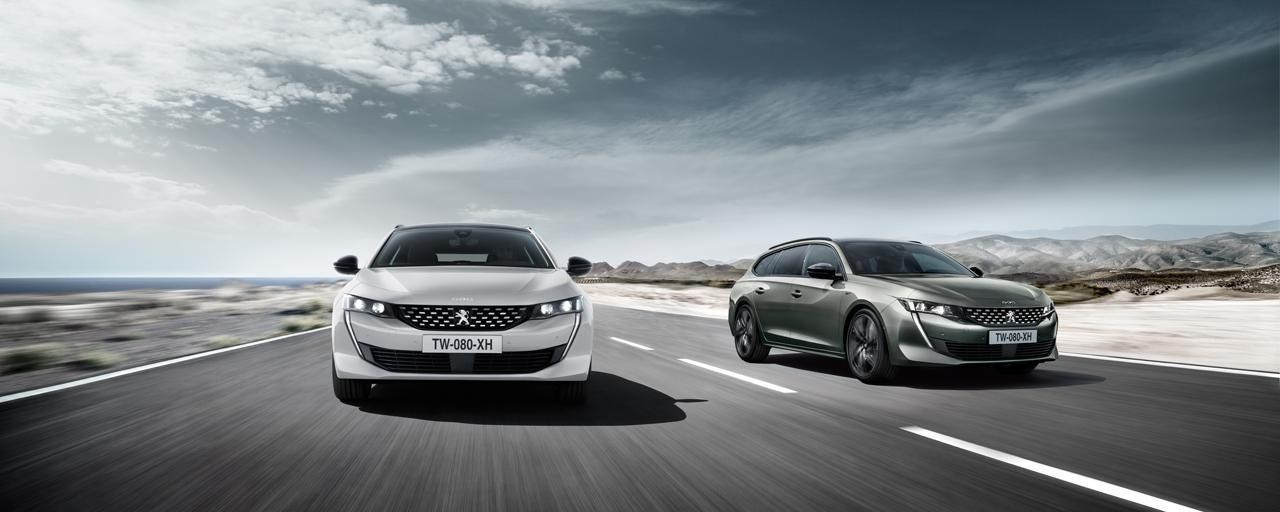 Nieuwe Peugeot 508 SW - First Edition