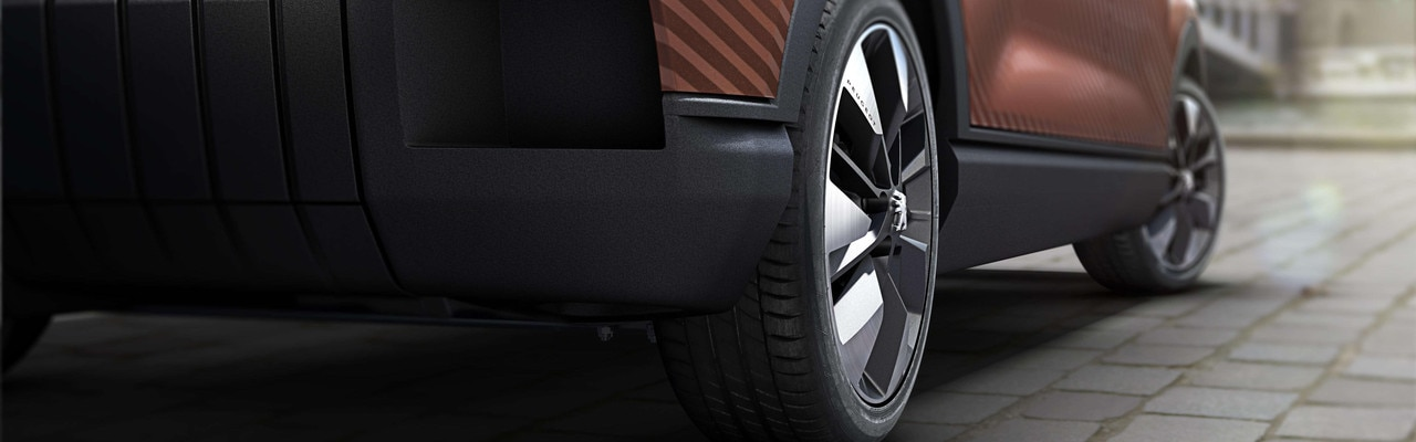 Foodtruck Peugeot - velgen