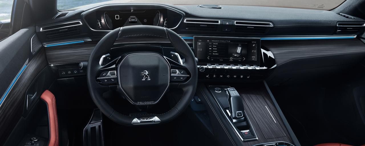 Nieuwe Peugeot 508 SW - First Edition - Interieur Peugeot i-Cockpit®