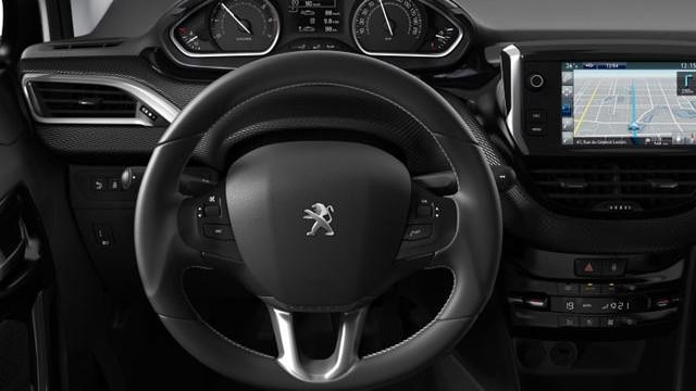 Peugeot 208 Tech Edition - interieur