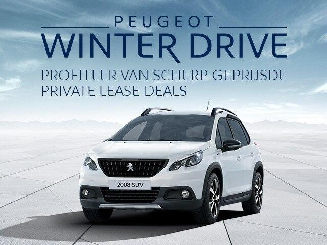 Peugeot Winter Drive - Peugeot 2008 SUV